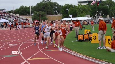 Men's Mile - Highlight of Worley's 4-flat!