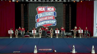 Austin Peay State University [Coed Cheer Division I Prelims - 2017 NCA & NDA Collegiate Cheer and Dance Championship]