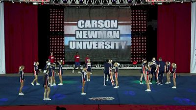 Carson Newman University [Intermediate Small Coed II Finals - 2017 NCA & NDA Collegiate Cheer and Dance Championship]