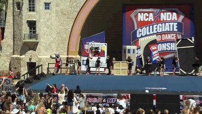 North Carolina State University - Mr. Wuf [Mascot - 2017 NCA & NDA Collegiate Cheer and Dance Championship]