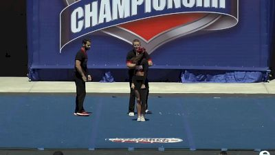 North Carolina State University - Mikayla and Brandon [Partner Stunt - 2017 NCA & NDA Collegiate Cheer and Dance Championship]