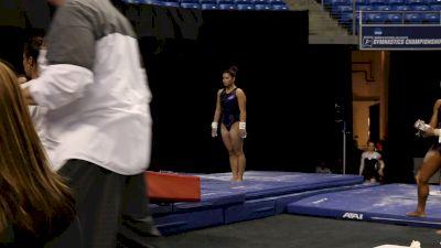 Sarah Finnegan Bar Routine (LSU) - 2017 NCAA Championships Training