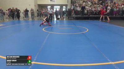 72-J Quarter-Finals - William Bressner, Perry Hall Punishers vs Brady Conlin, Strength