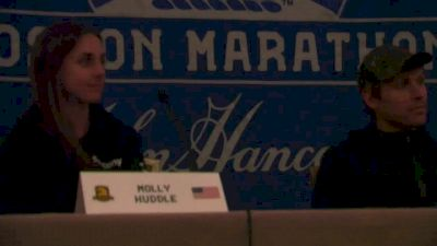 Molly Huddle, Ben True, Nick Willis on goals for BAA 5K,Mile and possibility of running a marathon