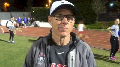 Coach Joe Franklin reflects on Josh Kerr's historic 1500