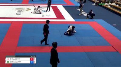 Ezaki Hisashi vs Jackson Meneses 2018 Abu Dhabi Grand Slam Tokyo