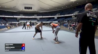 Emilio Chavez vs Andrew Fonseca ADCC North American Trials 2017