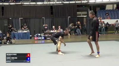 Nicholas Haas vs Daniel Robledo ADCC North American Trials 2017
