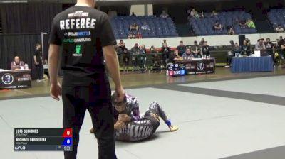 Luis Quinones vs Michael Derderian ADCC North American Trials 2017