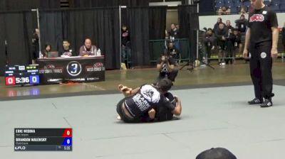 Eric Medina vs Brandon Walensky ADCC North American Trials 2017