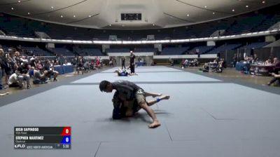 Josh Sapinoso vs Stephen Martinez ADCC North American Trials 2017