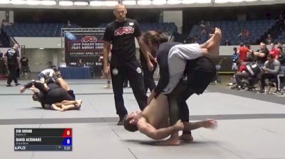 Sid Skrob vs David Altomare ADCC North American Trials 2017