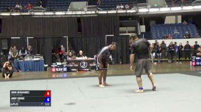 John Hernandez vs Andy Burke ADCC North American Trials 2017