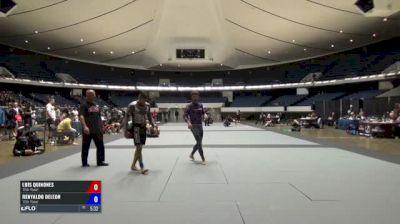 Luis Quinones vs Renyaldo DeLeon ADCC North American Trials 2017