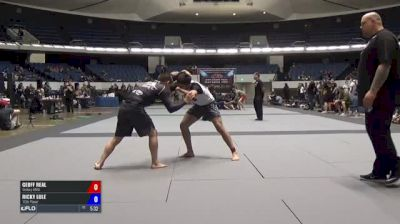 Geoff Real vs Ricky Lule ADCC North American Trials 2017