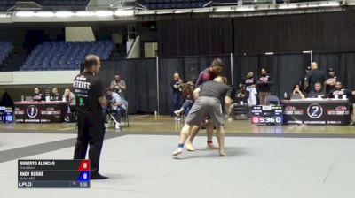 Roberto Alencar vs Andy Burke ADCC North American Trials 2017