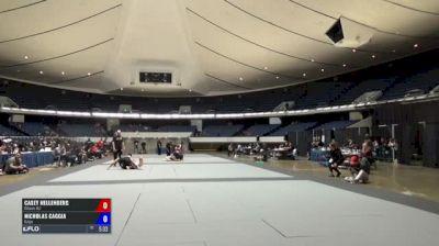 Casey Hellenberg vs Nicholas Caggia ADCC North American Trials 2017