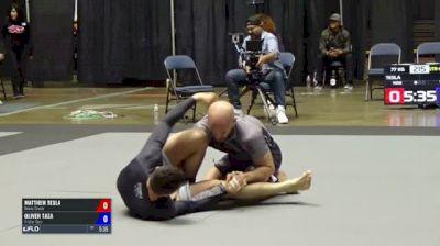 Matthew Tesla vs Oliver Taza ADCC North American Trials 2017