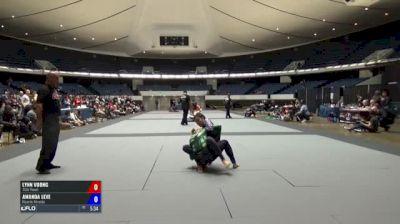 Lynn Vuong vs Amanda Leve ADCC North American Trials 2017