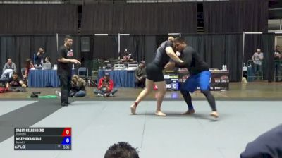 Casey Hellenberg vs Joseph Kahawai ADCC North American Trials 2017