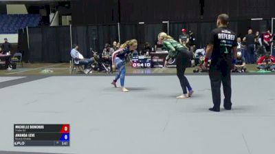 Michelle Dunchus vs Amanda Leve ADCC North American Trials 2017