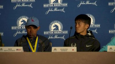 Suguru Osako was nervous for debut marathon