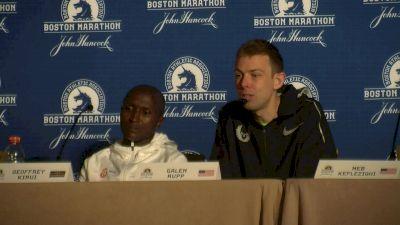 Galen Rupp reflects on runner up Boston finish