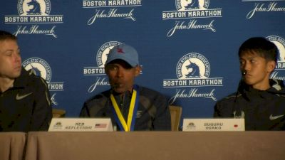 Meb Keflezighi's 2014 Boston win is highlight of career