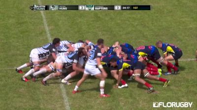 USA Rugby Referee Derek Summers Goes Down