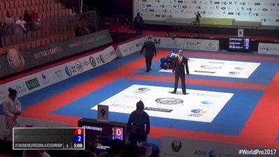 Tammi Musumeci vs Erin Herle 2017 World Pro