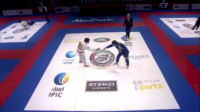 Felipe Pena vs Abdurakhman Bilarov 2017 World Pro
