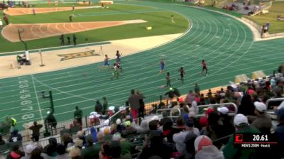 Men's 200m, Heat 6