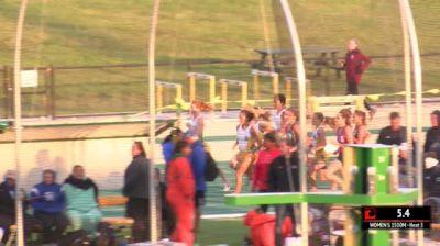 Women's 1500m, Heat 3