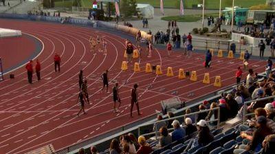 Men's 100m Invite, Heat 1