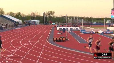 Men's 800m Invite, Heat 1