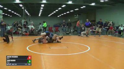 C-200 Finals - Austin Wegener, Unatt. vs Zach Brown, Unatt.
