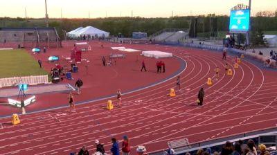 Women's 400m Hurdles Invite, Heat 1