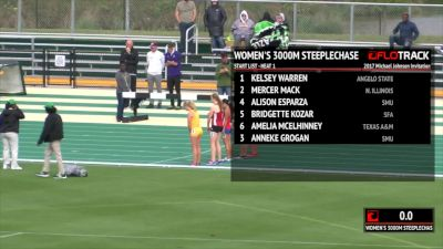 Women's 3k Steeplechase, Final - Chaos after officials miscount laps