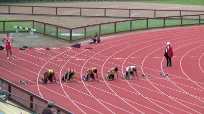 Men's 100m, Heat 2
