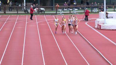 Women's 1500m, Heat 5