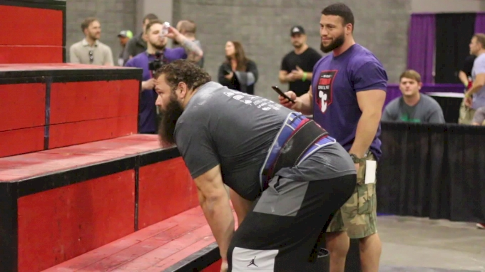 Robert Oberst Crushes The Power Stairs