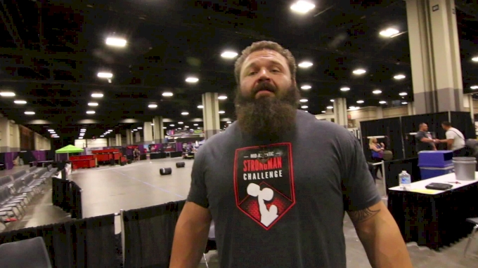 Robert Oberst: I Want America's Strongest Man