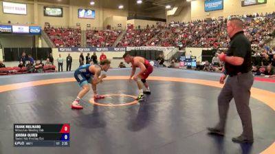 65 Finals - Frank Molinaro, NLWC vs Jordan Oliver, Sunkist Kids