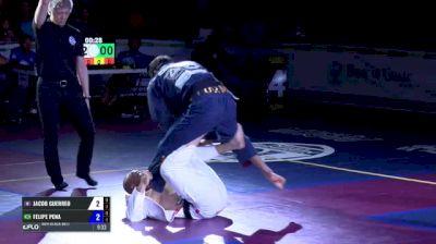Jacob Guerreo vs Felipe Pena Marianas Open X | MMXVII