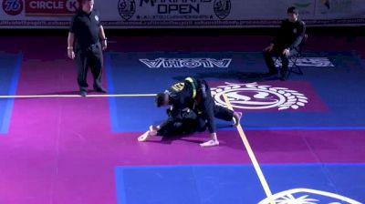 Lucas Rocha vs Renata Canuto Marianas Open X | MMXVII