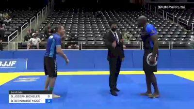 MARCUS STEWART vs DONALD BERNHARDT MCGREGOR 2021 World IBJJF Jiu-Jitsu No-Gi Championship