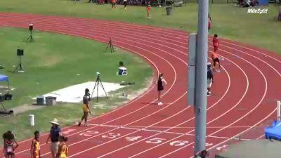 High School Mixed Sprint Medley Relay, Finals 1 - Age under 18