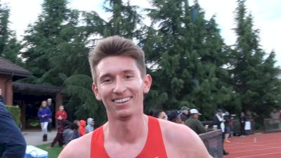 Troy Fraley ready to mix it up with the best steeplers in the NCAA