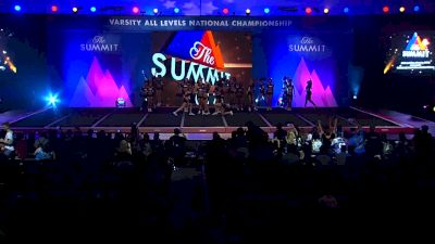 California All Stars - Livermore - Sr Pink [L3 Large Senior Coed Finals - 2017 The Summit]