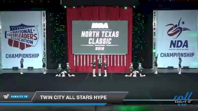 - Twin City All Stars Hype [2019 Mini 2 Day 1] 2019 NCA North Texas Classic